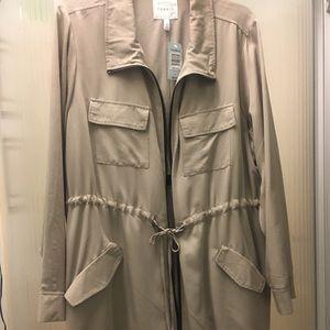 Torrid dress-- tunic jacket